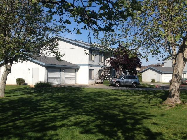 Two story units with garage as well as single level duplex homes